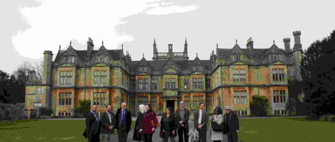 SUNY Geneseo visit to Bath Spa University