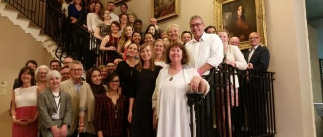 Claremont Graduate University and Bath Spa University exchange celebration